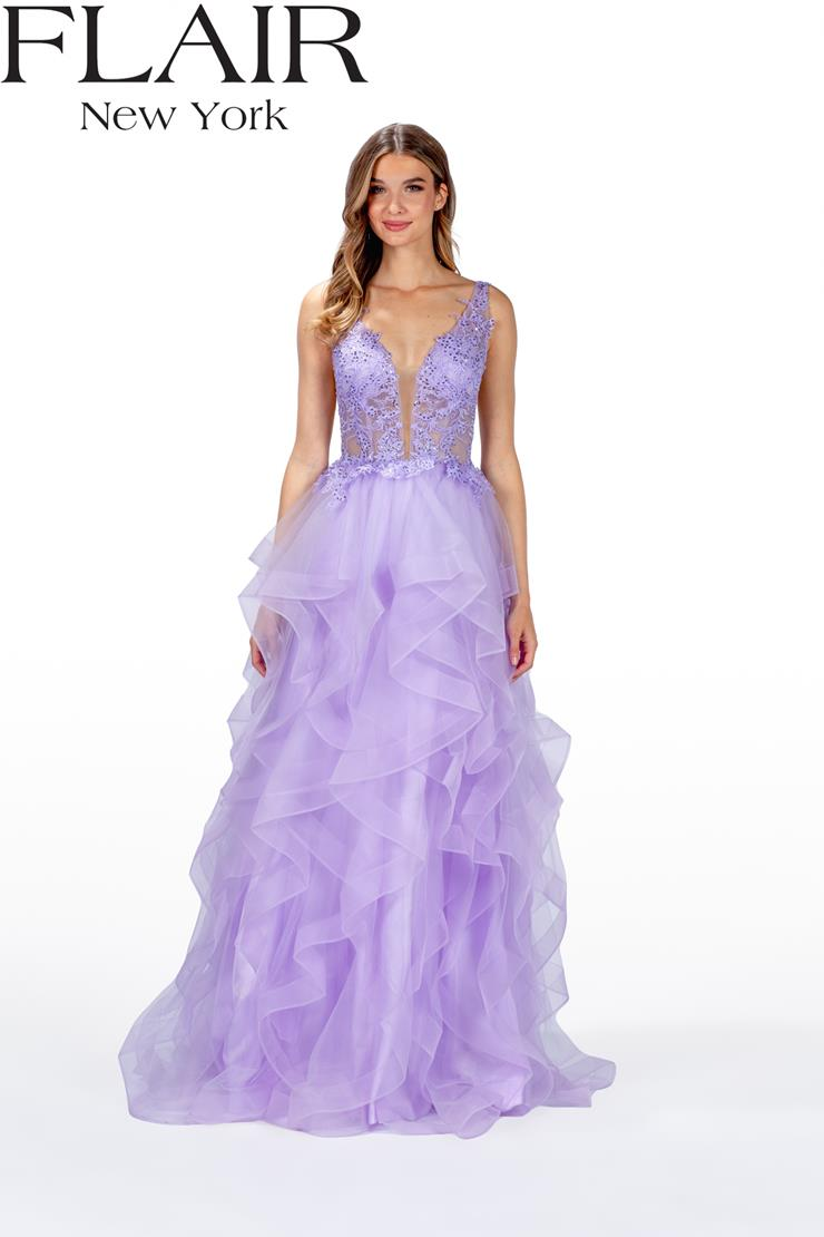 Flair Prom Style: 22419 Image