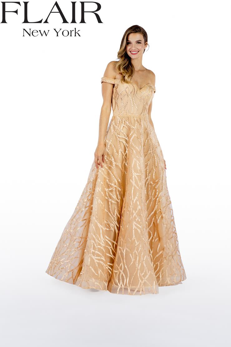 Flair Prom Style #22496 Image