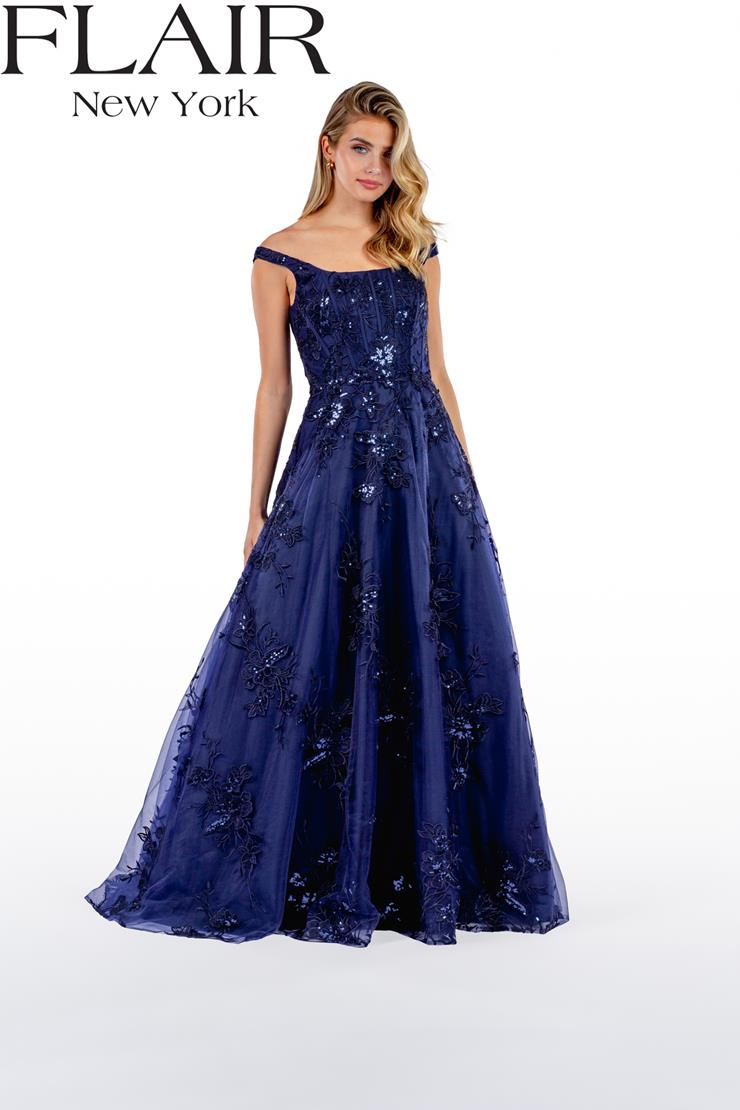 Flair Prom Style #22503 Image