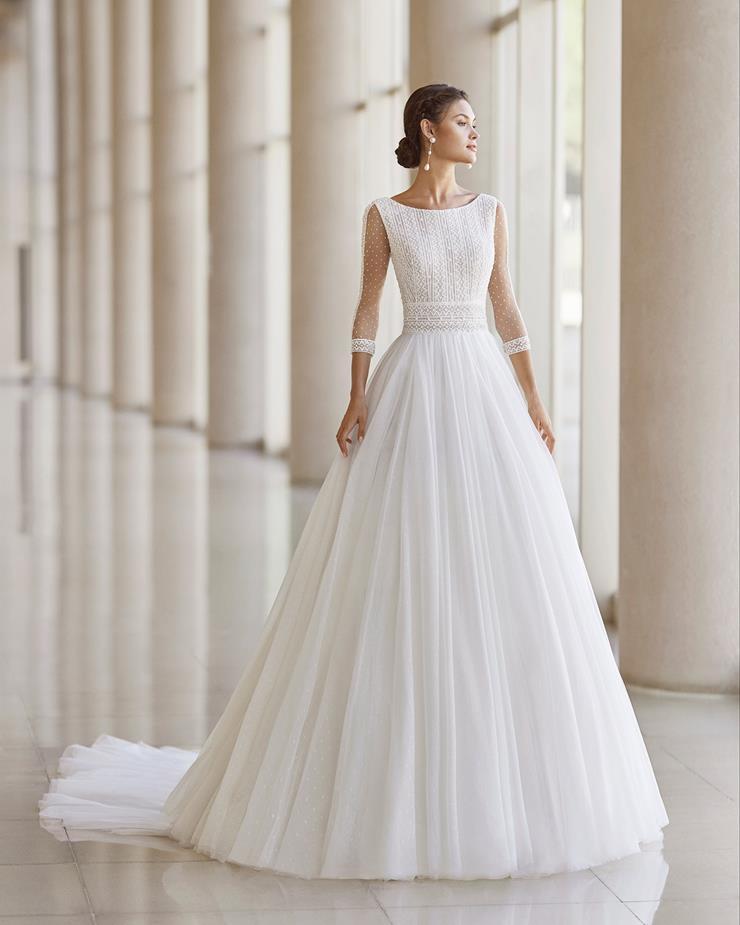 Rosa Clara Style No. 6A178 Image
