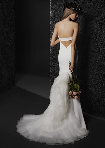 Vera Wang Bride Style #Babette