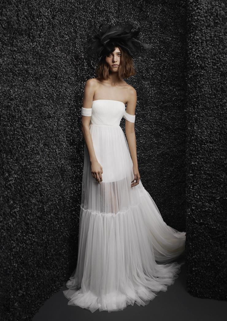 Vera Wang Bride Style #Clarice