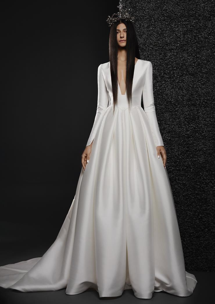 Vera Wang Bride Style #Coraline