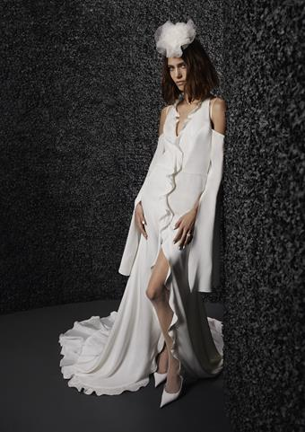 Vera Wang Bride Style #Denisse