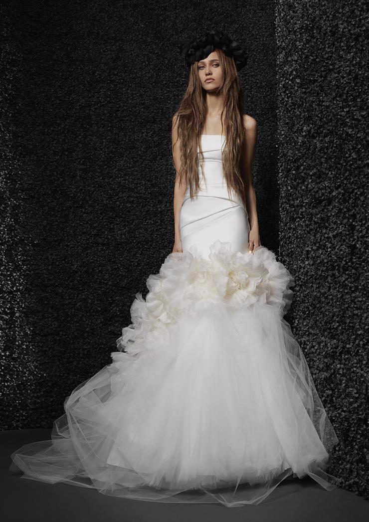 Vera Wang Bride Style #Eliette Image