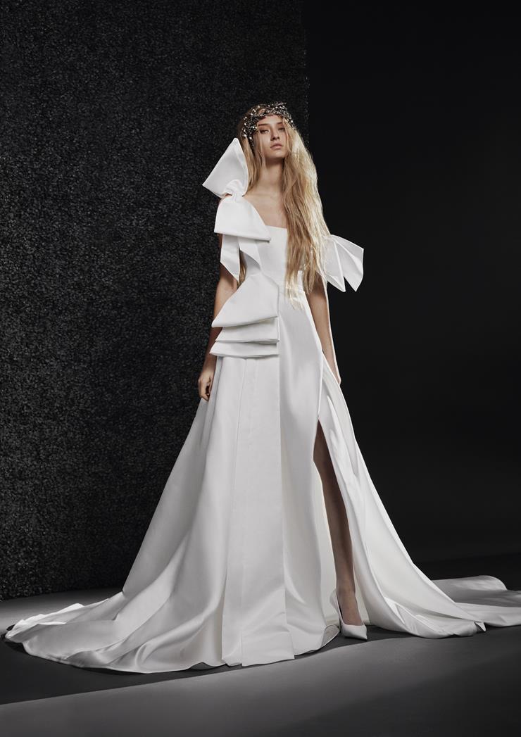 Vera Wang Bride Style #Estee Image