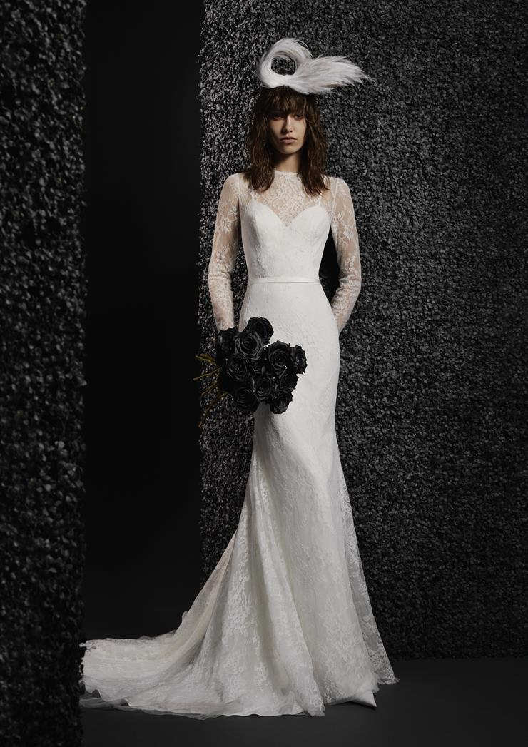 Vera Wang Bride Style #Fleur Image