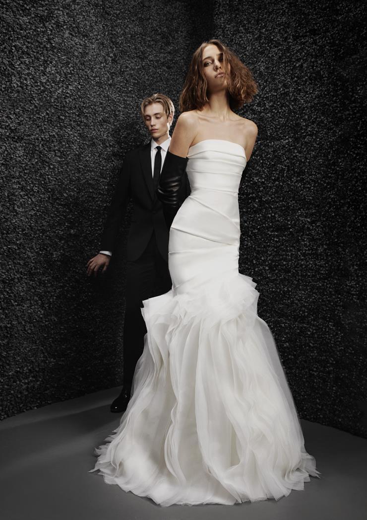 Vera Wang Bride Style #Gizele Image