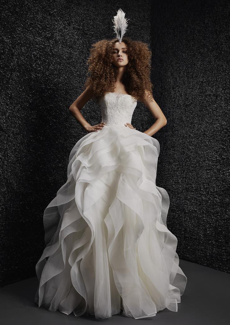 Vera Wang Bride Style #Jeaninne Image