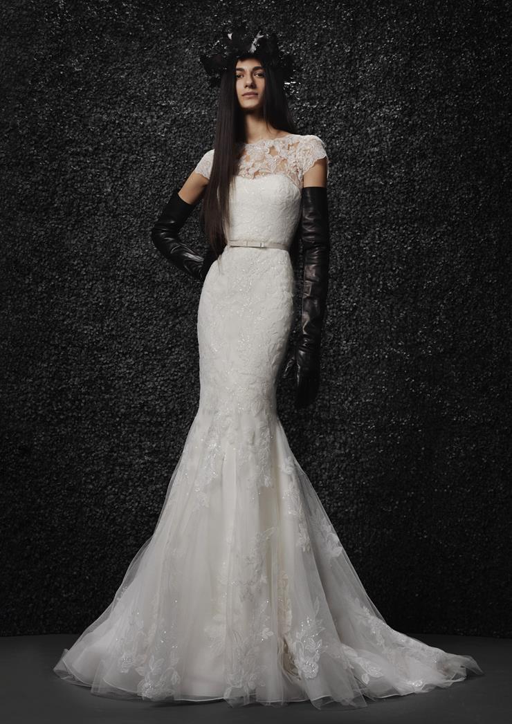 Vera Wang Bride Style #Mireille Image