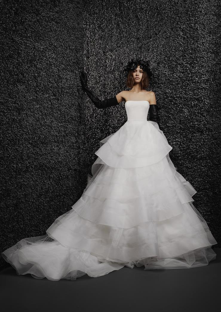 Vera Wang Bride Style #Nolwenn Image