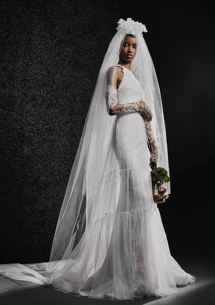 Vera Wang Bride Style #Veronique Image