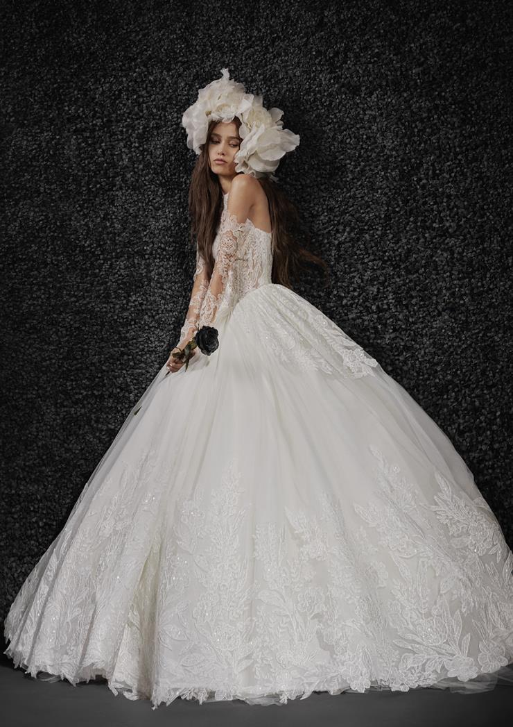 Vera Wang Bride Style #Viviane Image