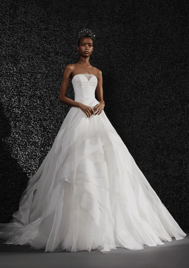 Vera Wang Bride Style #Yvette Image