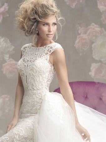 Allure Bridals Style #C463