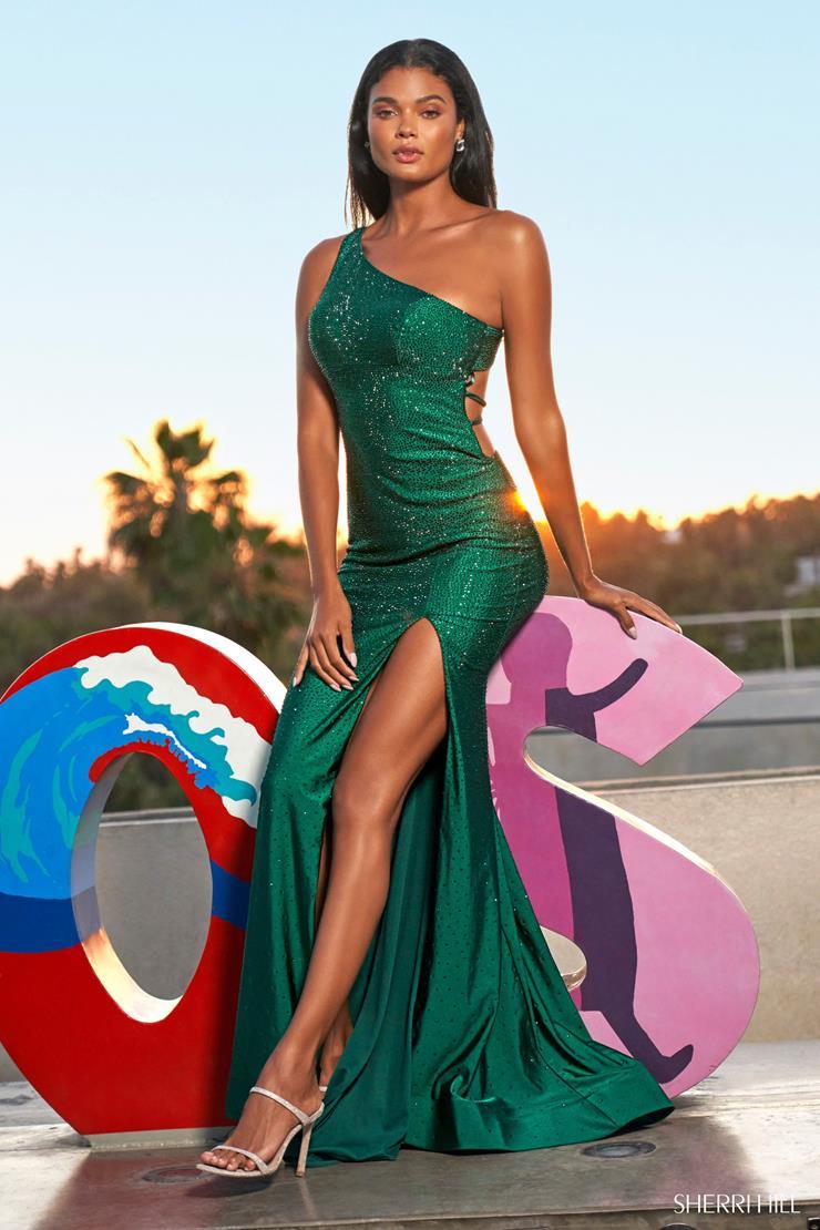 Sherri Hill Style 54852 Image