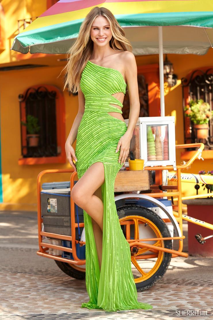 Sherri Hill Style #54895 Image