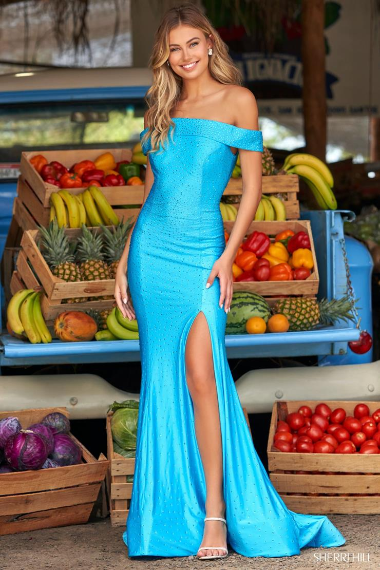 Sherri Hill Style #54897 Image