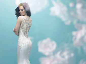Allure Bridals Style #9465