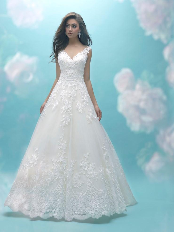 Allure Bridals 9470