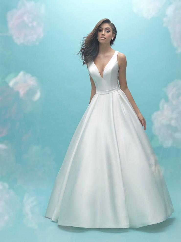 Allure Bridals 9473