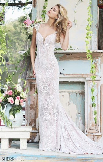 Sherri Hill Dresses Style #50048
