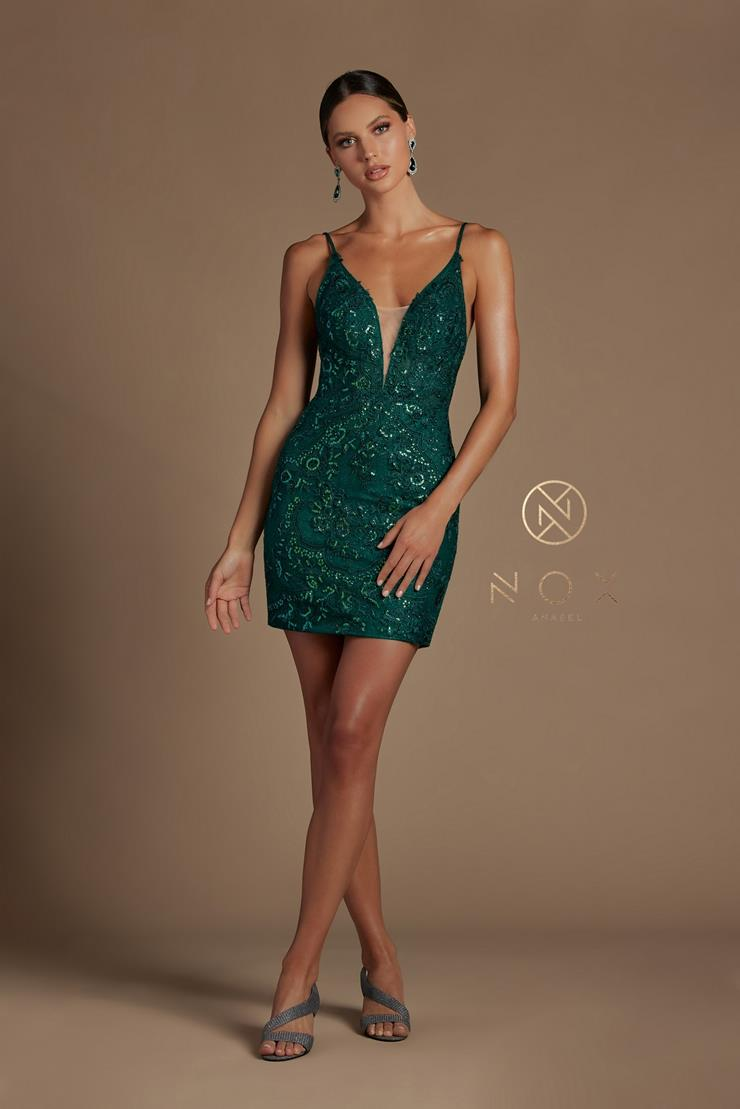 Nox Anabel Style #E715