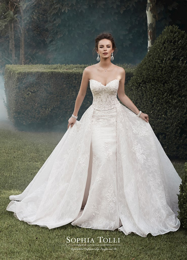 Sophia Tolli Style #Y21764 Image