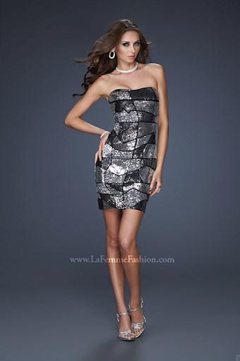 La Femme Style #17091