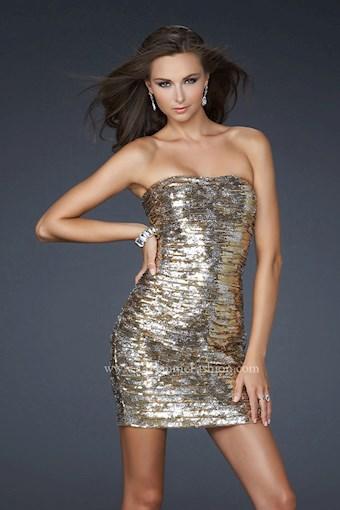 La Femme Style #17496