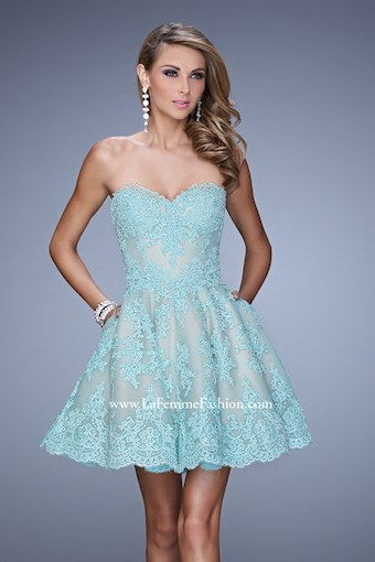 La Femme Style #21446