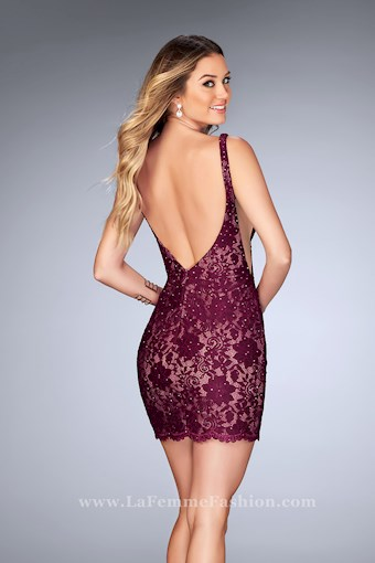La Femme Style #25025