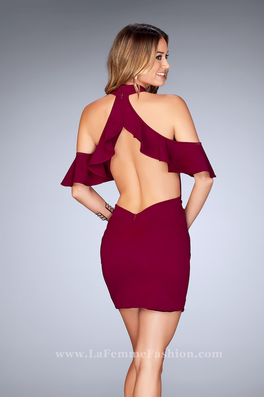 La Femme Dresses Full Body