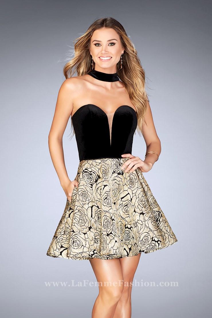 La Femme Style #25168