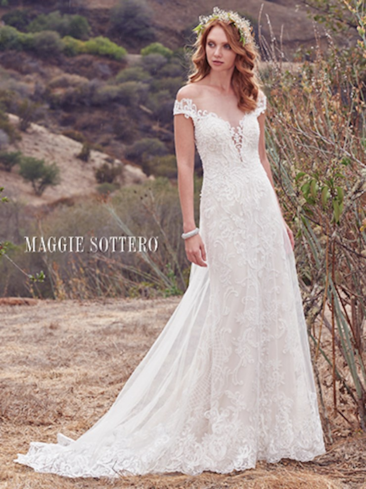 Maggie Sottero Style #Daisy