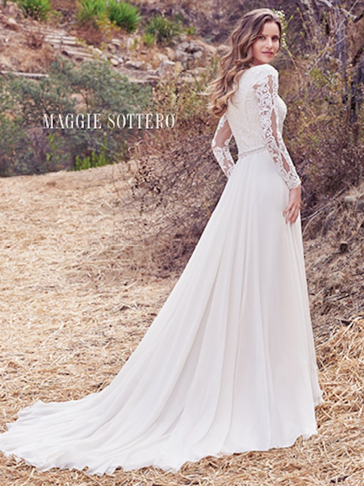 Maggie Sottero Style #Darcy