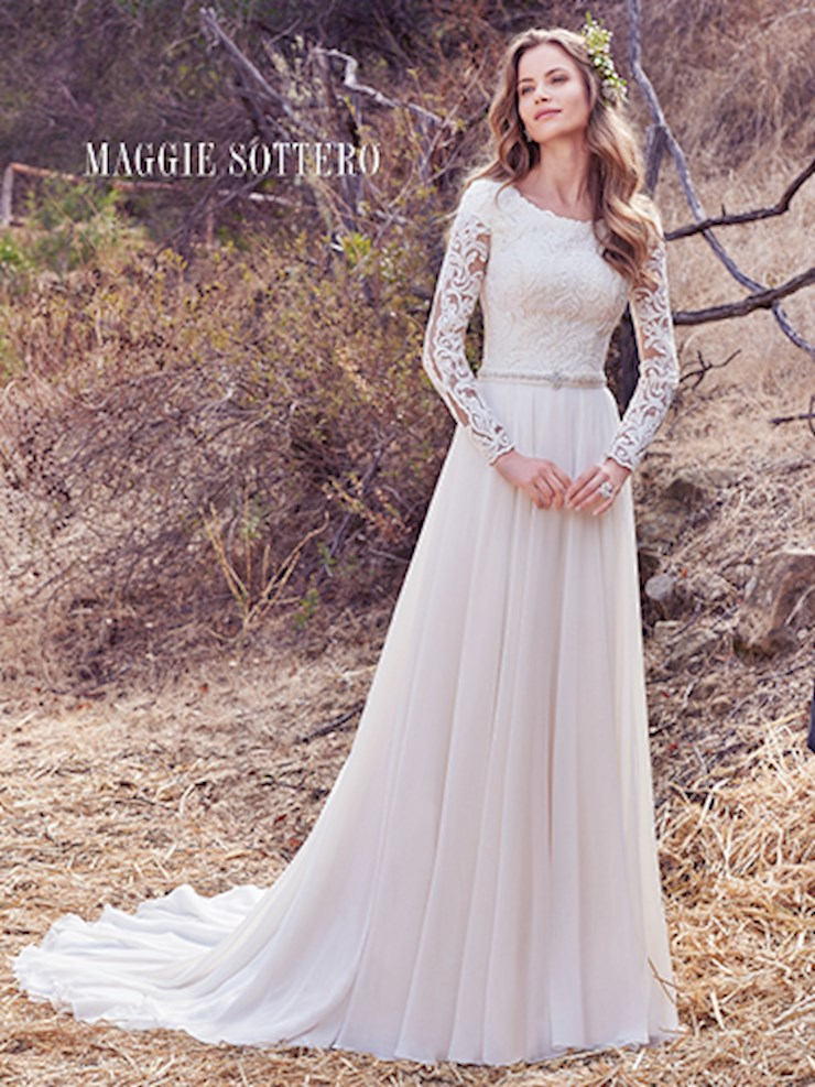 Maggie Sottero Style #Darcy Image