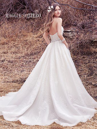 Maggie Sottero Bridal Style #Dylan