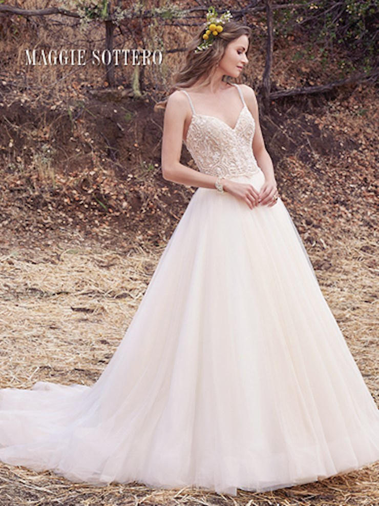 Maggie Sottero Style #Janessa