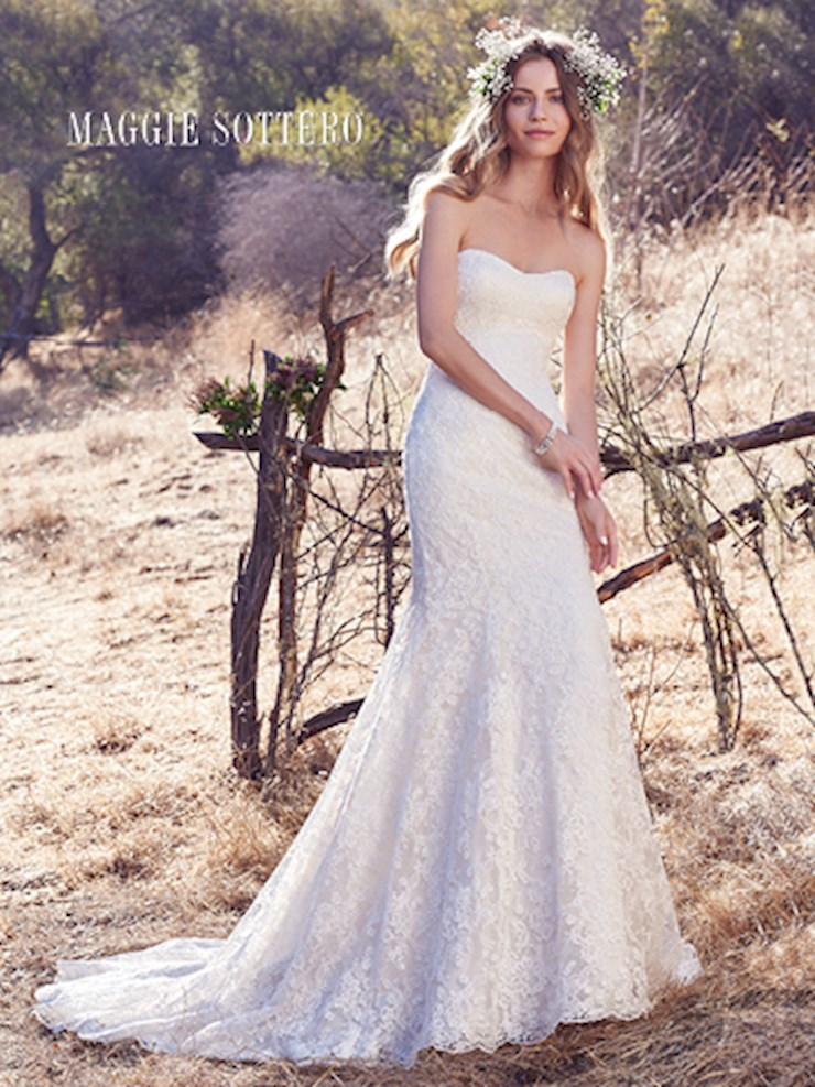 Maggie Sottero Style #Jaslynn Image