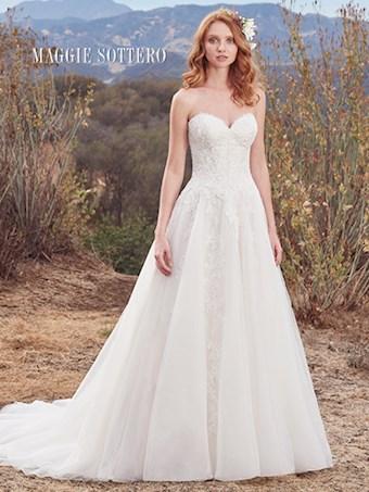 Maggie Sottero Bridal Style #Lorelai