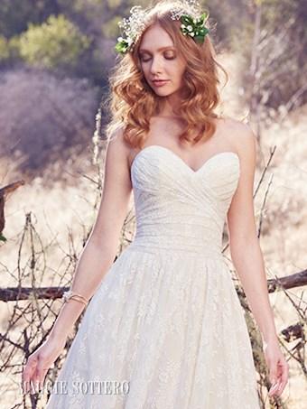 Maggie Sottero Bridal Style #Marta