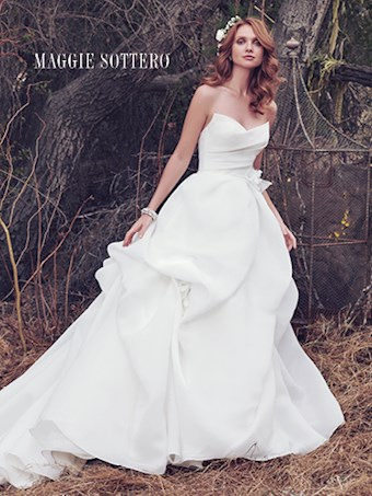 Maggie Sottero Bridal Style #Meredith
