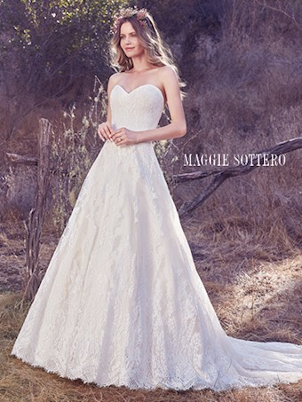 Maggie Sottero Style #Olea