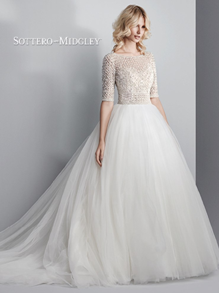 Sottero and Midgley #Allen  Image