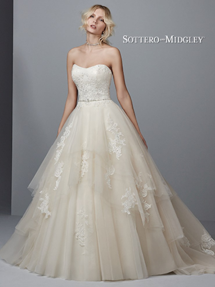 Sottero and Midgley Idris