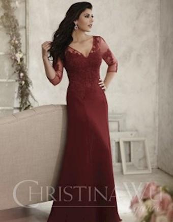 Christina Wu Elegance 17754