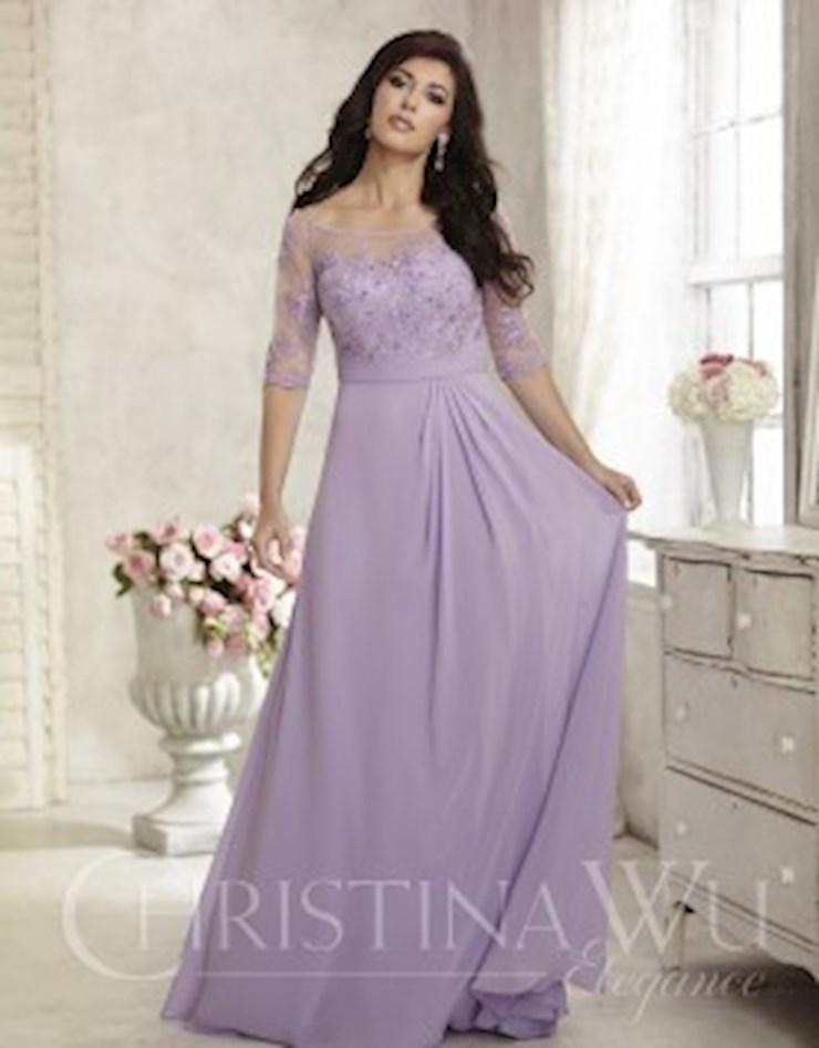 Christina Wu Elegance Style #17767