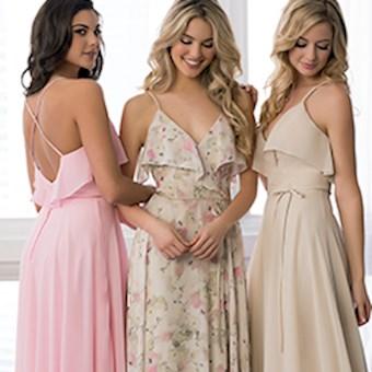 Fantastic Bridesmaids Style #22779