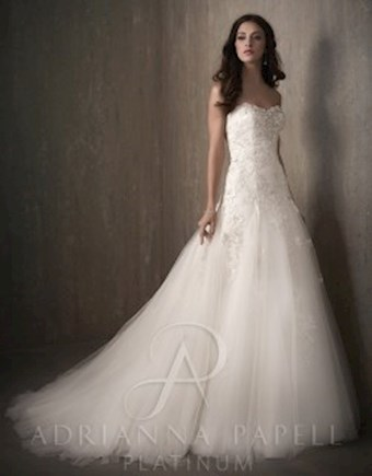 Adrianna Papell Platinum Style #31022